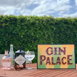 Gin Palace Joby Carter Original